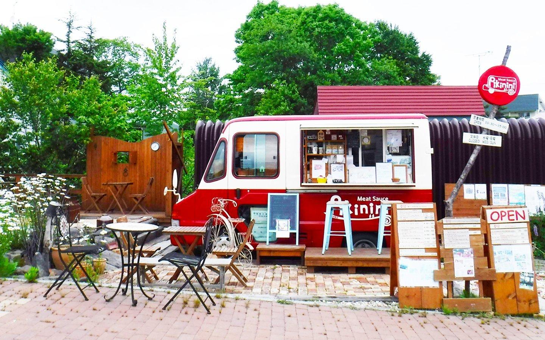 pikininiのフードトラック