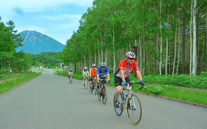 Hanazono Niseko Sports Road Bike Rental
