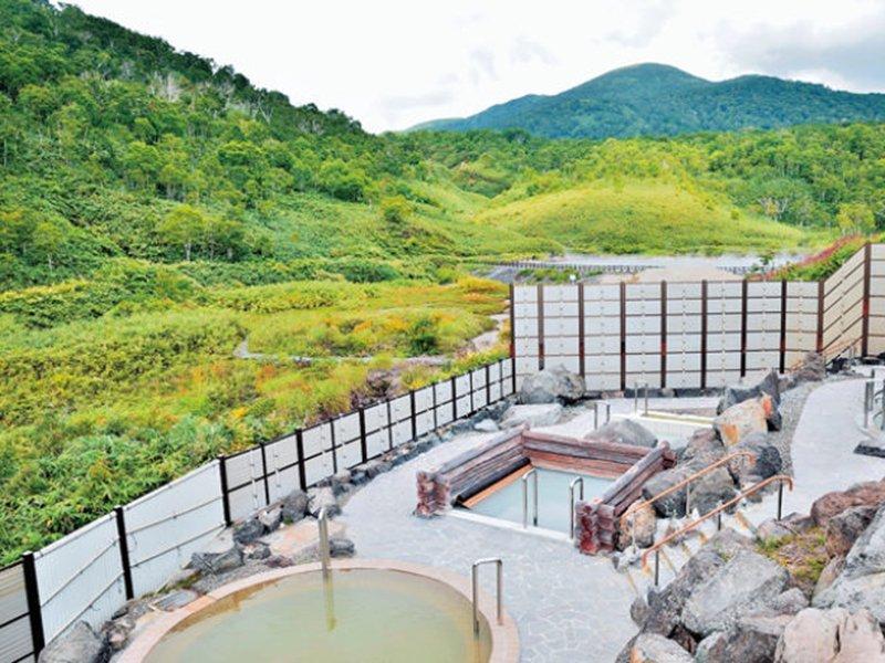 Yukichichibu Outdoor Onsen Hot Spring Niseko