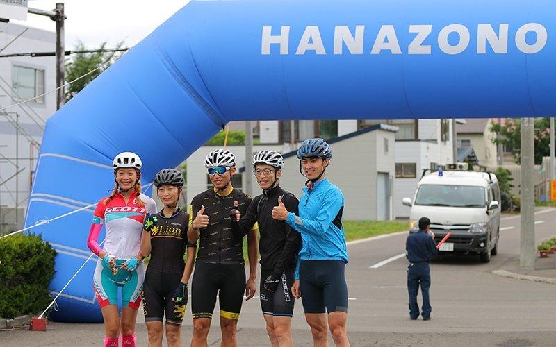 Hanazono Hill Climb Guest Riders