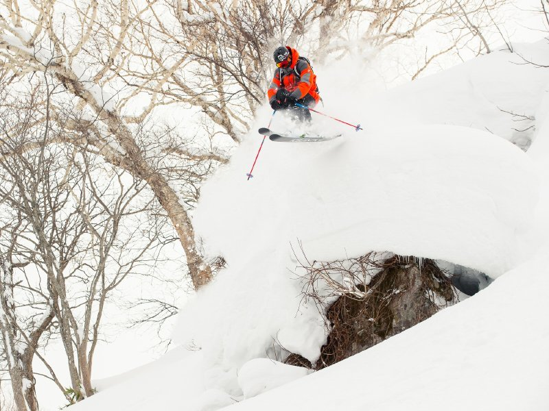 Hanazono Powder Guides - Group Tours