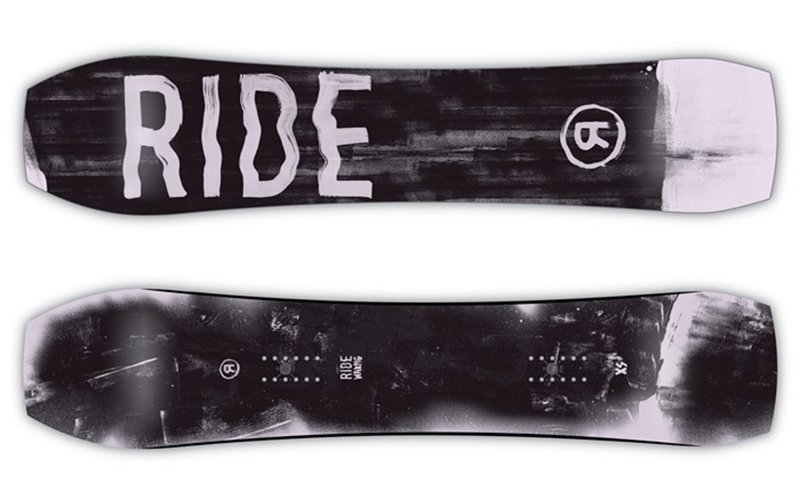 Ride Warpig Snowboard 2019