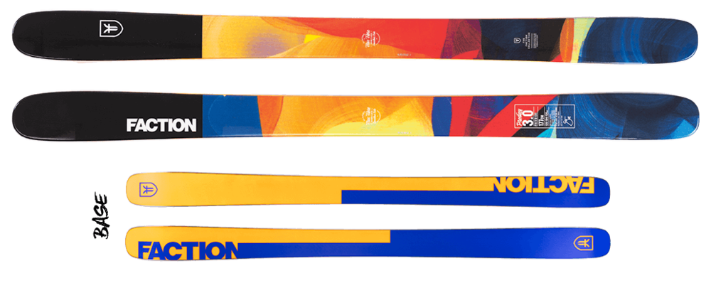 Faction Prodigy 3.0 skis 2019