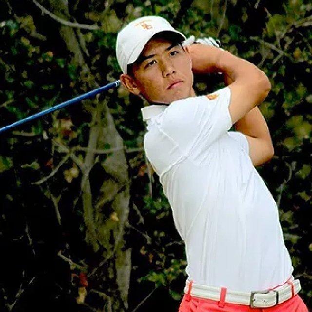 プロゴルファー、杉本エリック選手