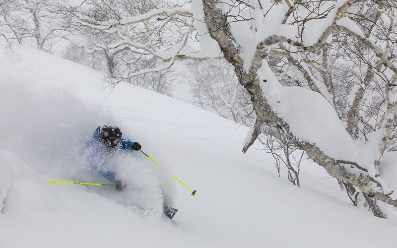 ikon pass niseko united powder skiing