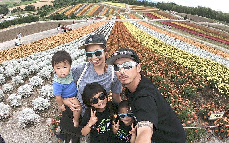 koji furuta family niseko hokkaido japan