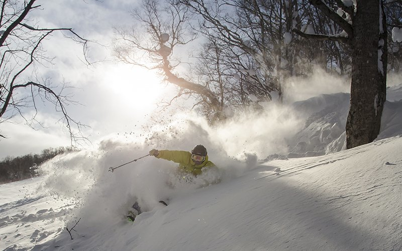 hanazono powder guides niseko japan