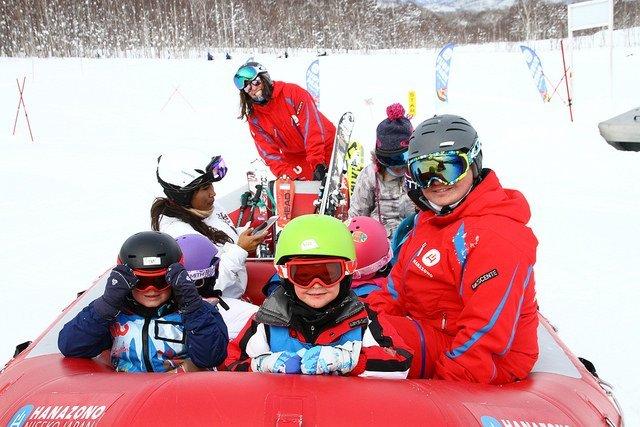 花園度假村 NISS 滑雪學校
