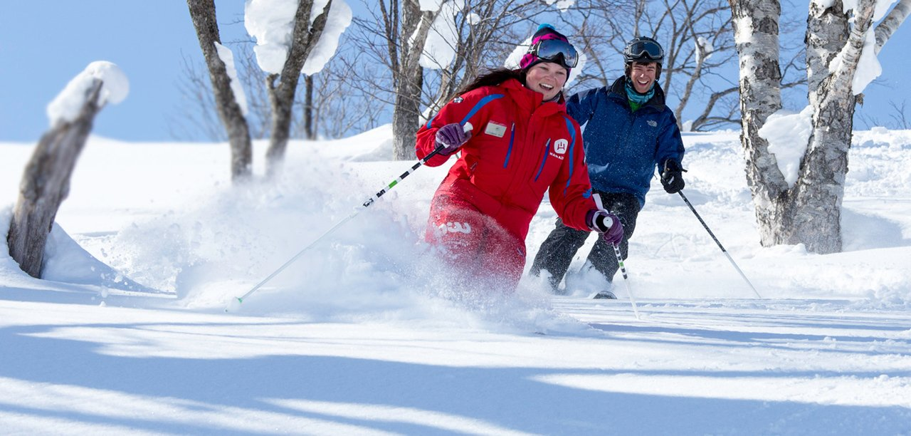 Ski school adults program large