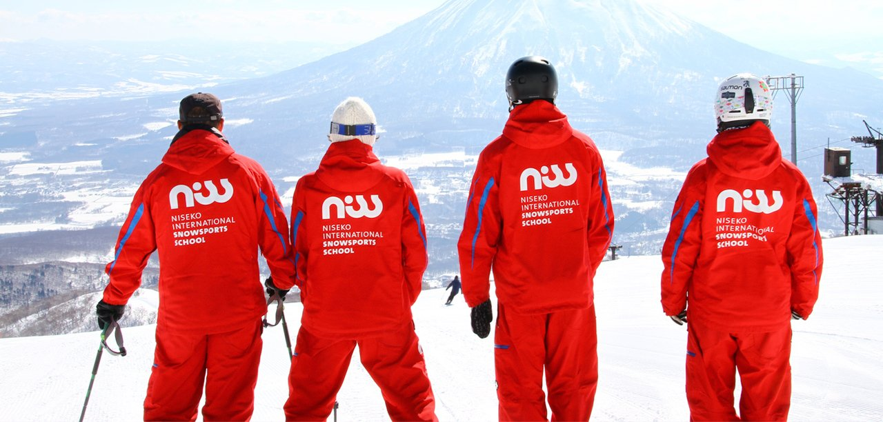 Niseko international snowsports school large