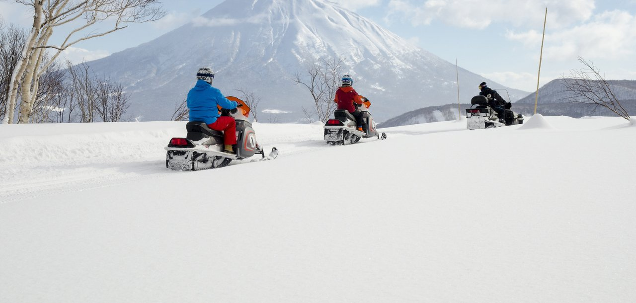 Snowmobile tours large