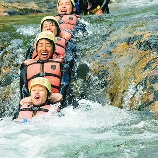 Hanazono canyoning small