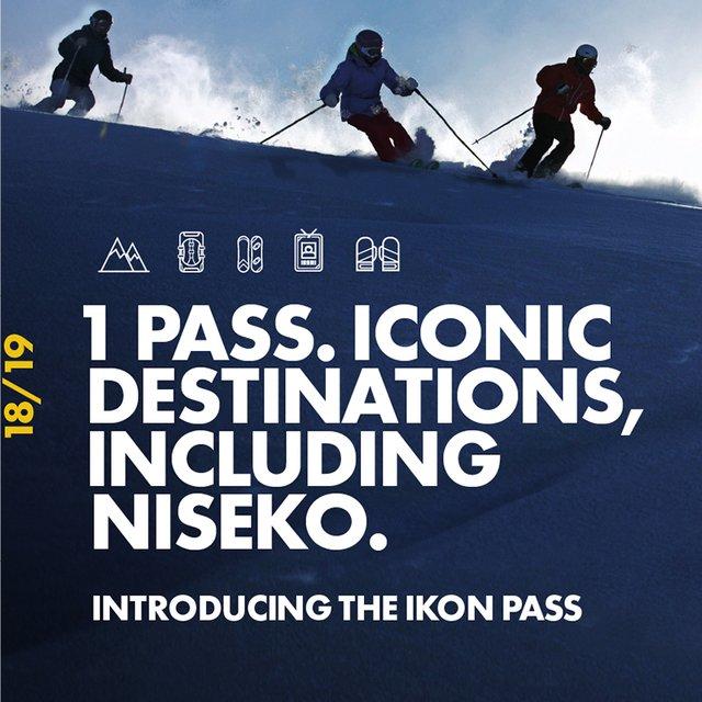 Hanazono ikon pass niseko united medium