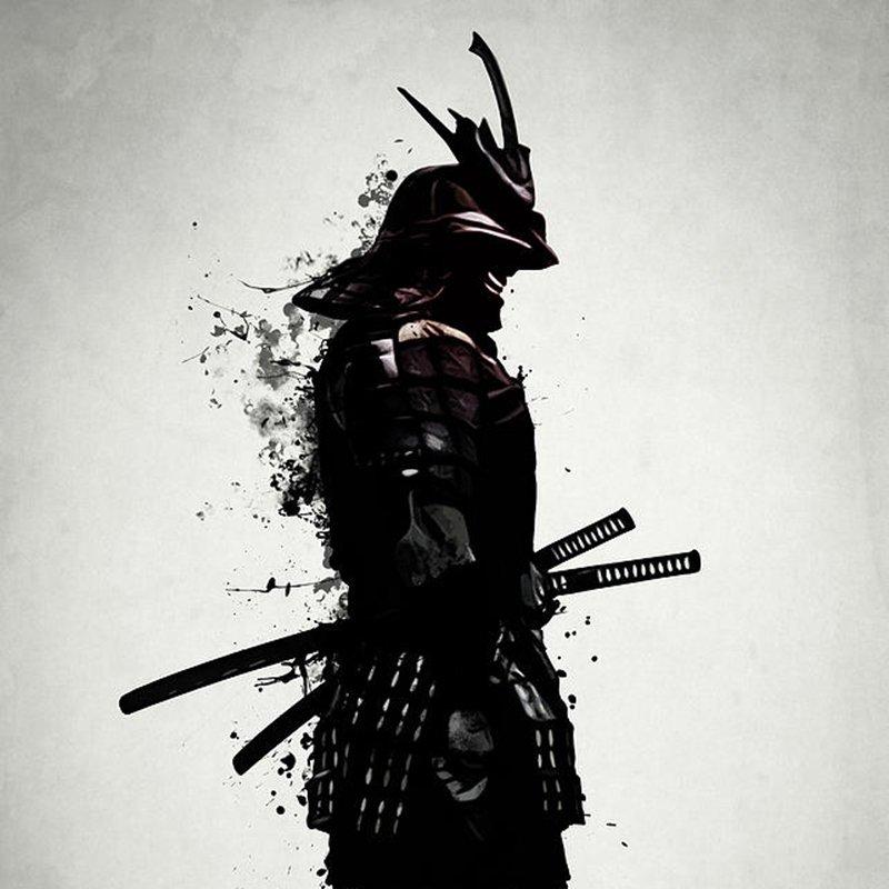 Samurai at hanazono medium
