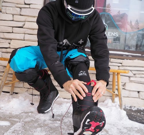 What you need on the slopes small