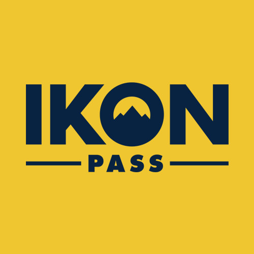 IKON Pass 標誌