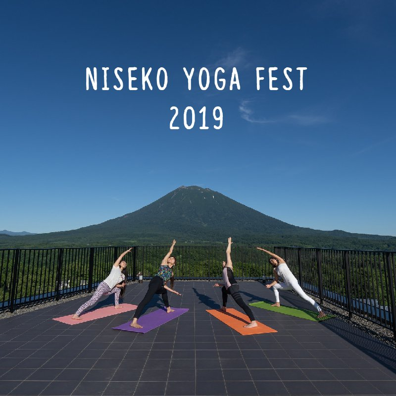 Niseko yoga fest 2019 medium